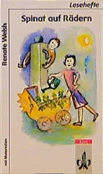 Spinat auf Rädern. Mit Materialien als Buch