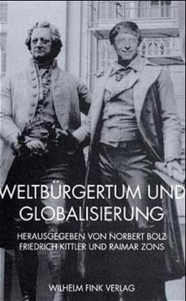 Weltbürgertum und Globalisierung als Buch