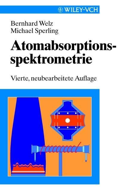 Atomabsorptionsspektroskopie als Buch