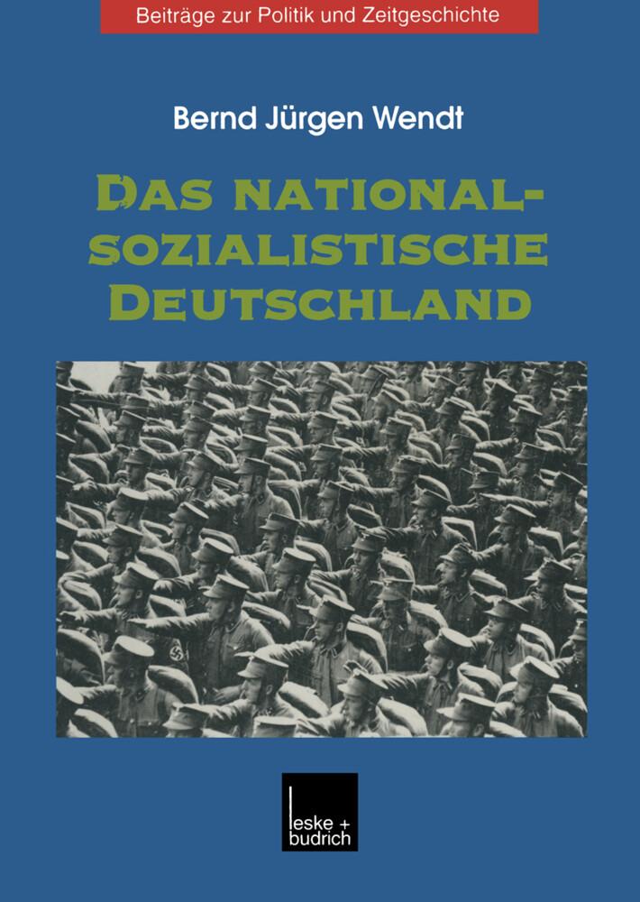 Das nationalsozialistische Deutschland als Buch