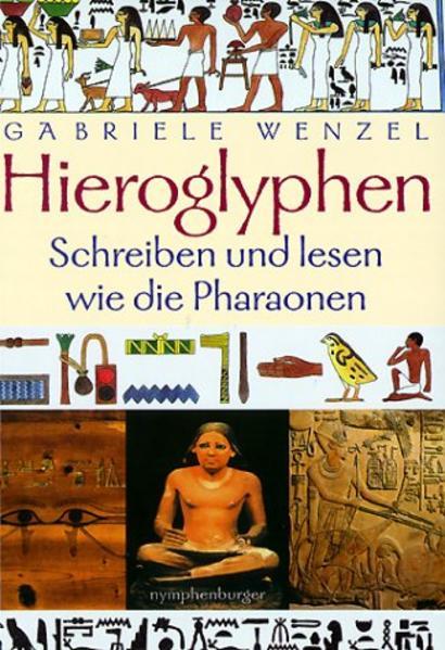 Hieroglyphen als Buch