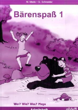 Wer? Wie? Was? Mega. Bärenspaß 1. Arbeitsheft Grundstufe als Buch