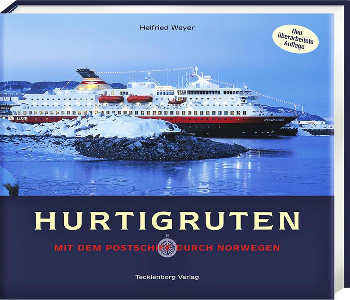 Hurtigruten als Buch
