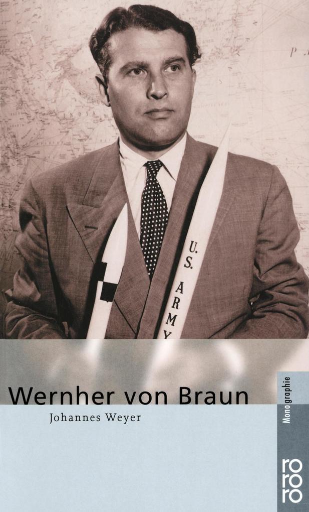Wernher von Braun als Taschenbuch