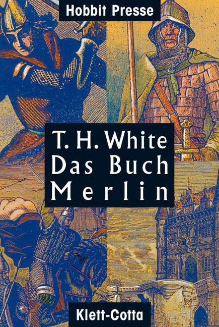 Das Buch Merlin als Buch