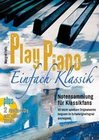 Play Piano � Einfach Klassik mit 2 CD's