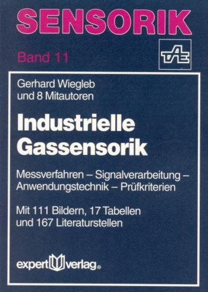 Industrielle Gassensorik als Buch
