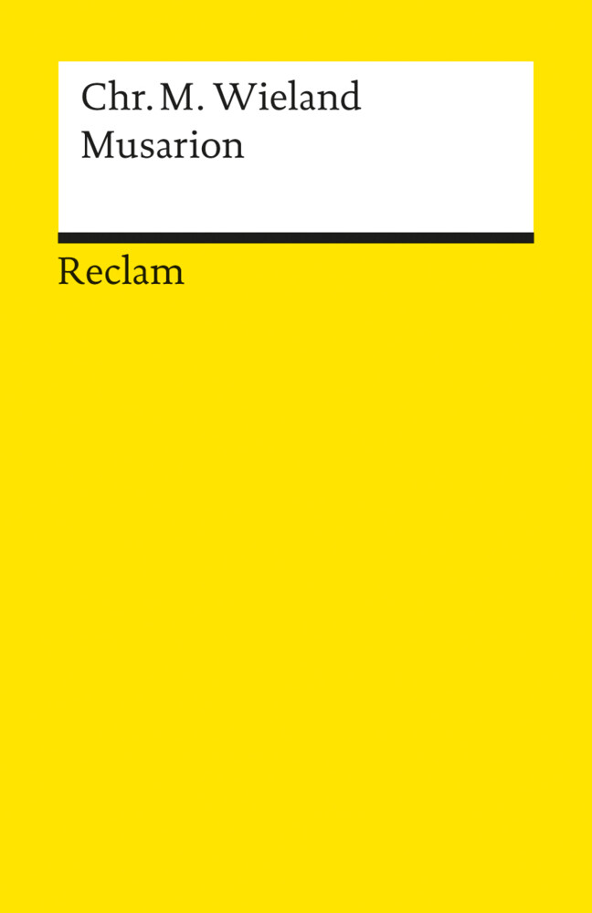 Musarion oder Die Philosophie der Grazien als Taschenbuch