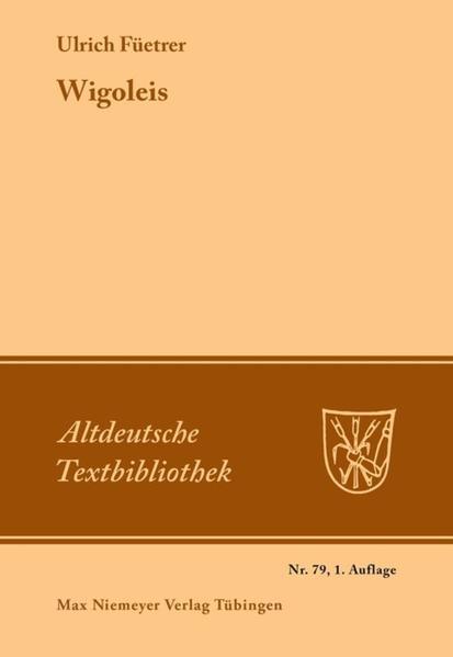 Wigoleis als Buch