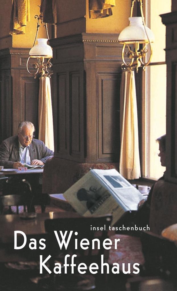 Das Wiener Kaffeehaus als Taschenbuch