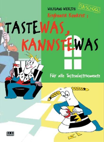 Taste was, kannste was als Buch