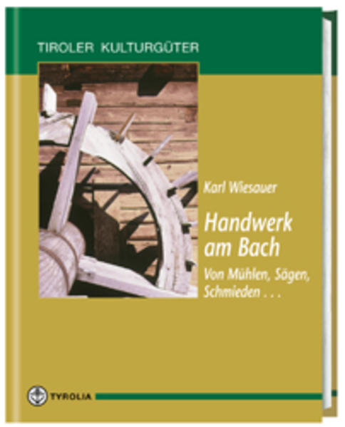 Handwerk am Bach als Buch