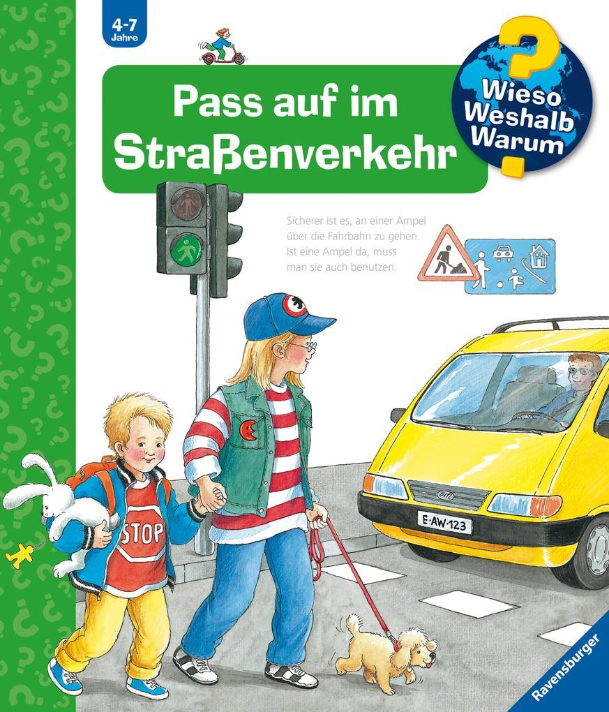 Pass auf im Straßenverkehr als Buch