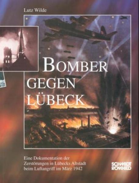 Bomber gegen Lübeck als Buch