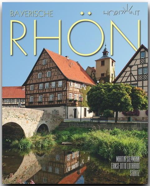 Bayerische Rhön als Buch