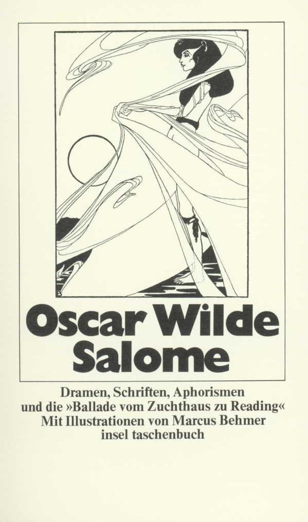 Salome als Taschenbuch