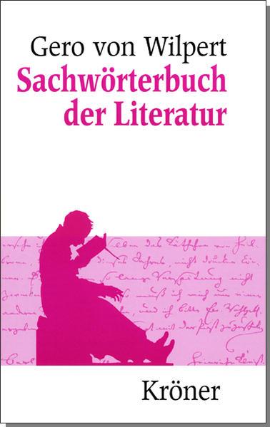 Sachwörterbuch der Literatur als Buch