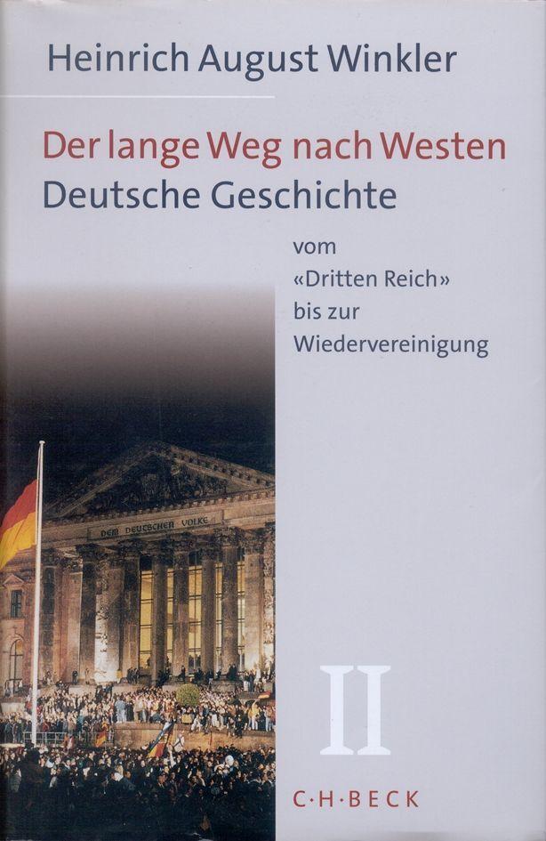 Deutsche Geschichte vom 'Dritten Reich' bis zur Wiedervereinigung als Buch