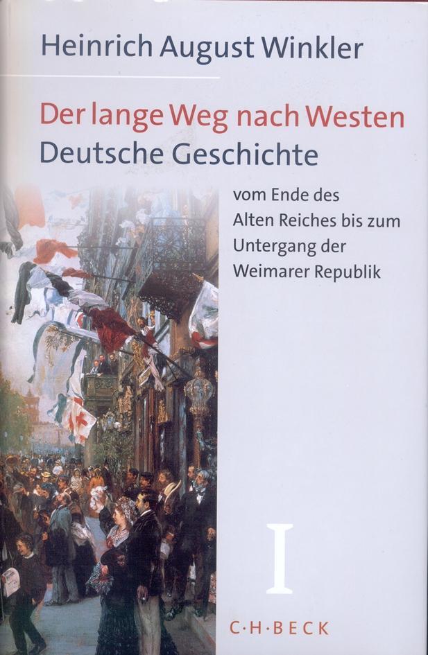 Der lange Weg nach Westen. als Buch