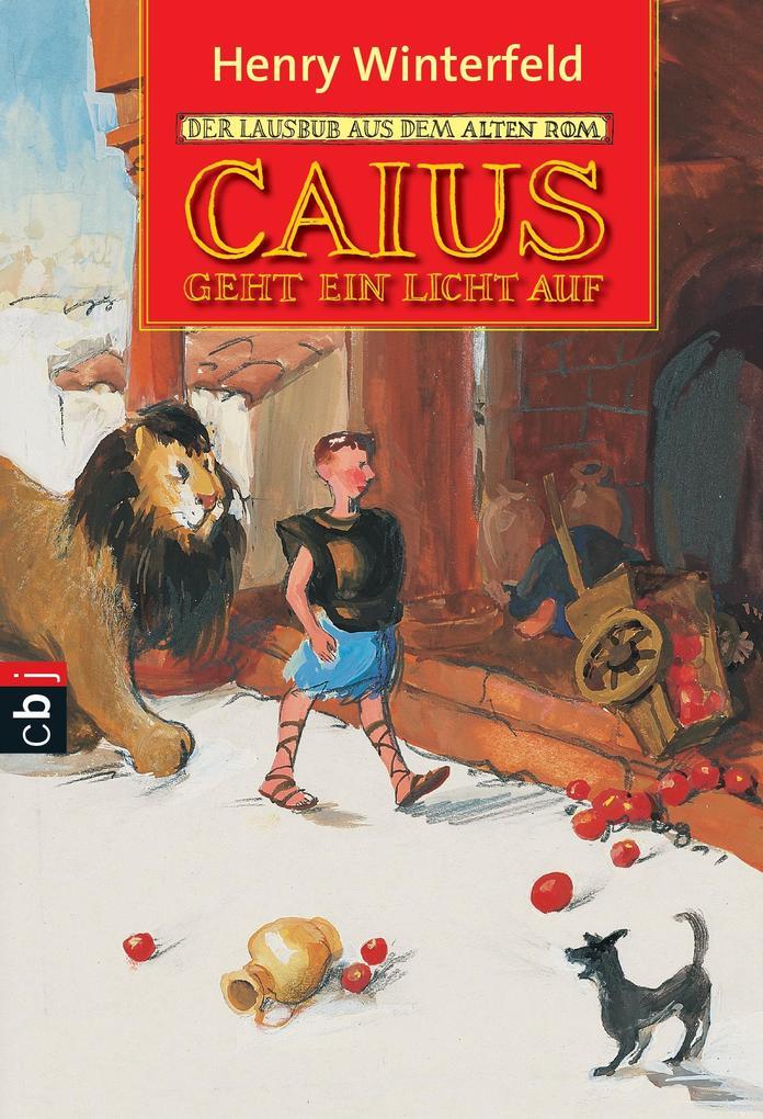 Caius geht ein Licht auf als Taschenbuch
