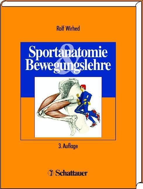 Sportanatomie und Bewegungslehre als Buch