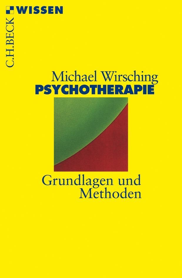 Psychotherapie als Taschenbuch