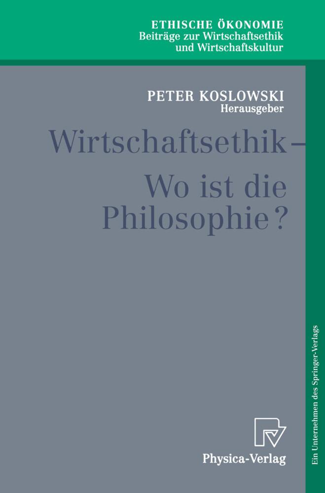 Wirtschaftsethik als Buch