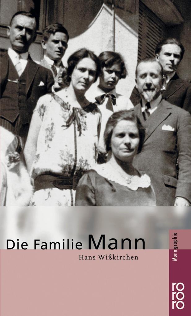 Die Familie Mann als Taschenbuch