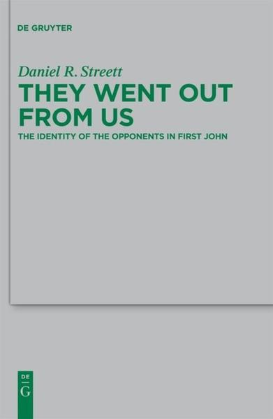 They Went Out from Us als Buch von Daniel R. St...