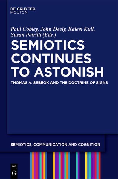 Semiotics Continues to Astonish als Buch von