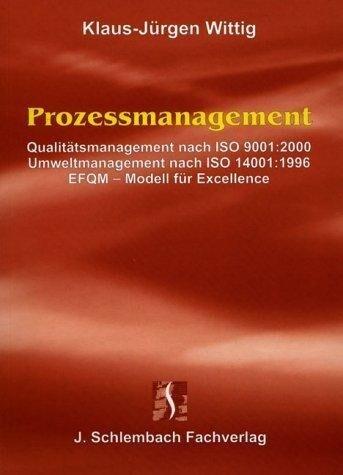 Prozessmanagement als Buch