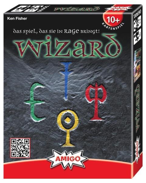 Wizard als Spielwaren