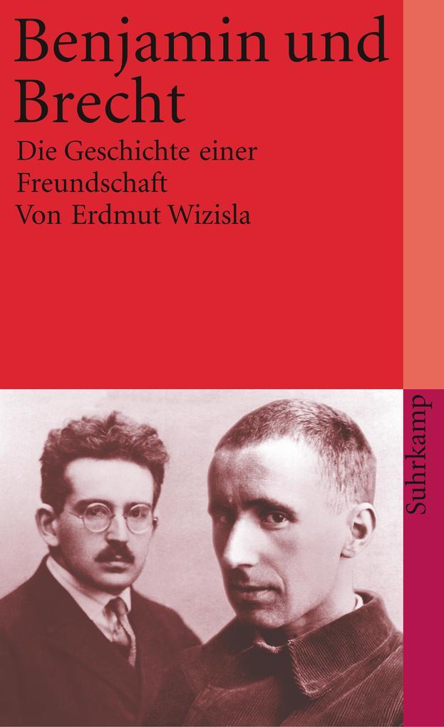 Benjamin und Brecht als Taschenbuch