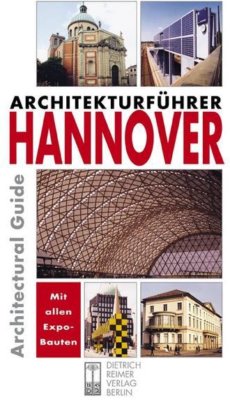 Architekturführer Hannover als Buch