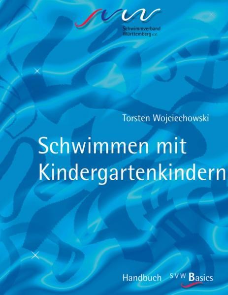 Schwimmen mit Kindergarten Kindern als Buch