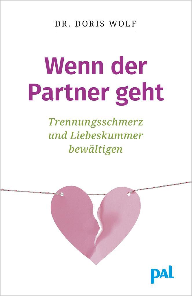 Wenn der Partner geht als Buch