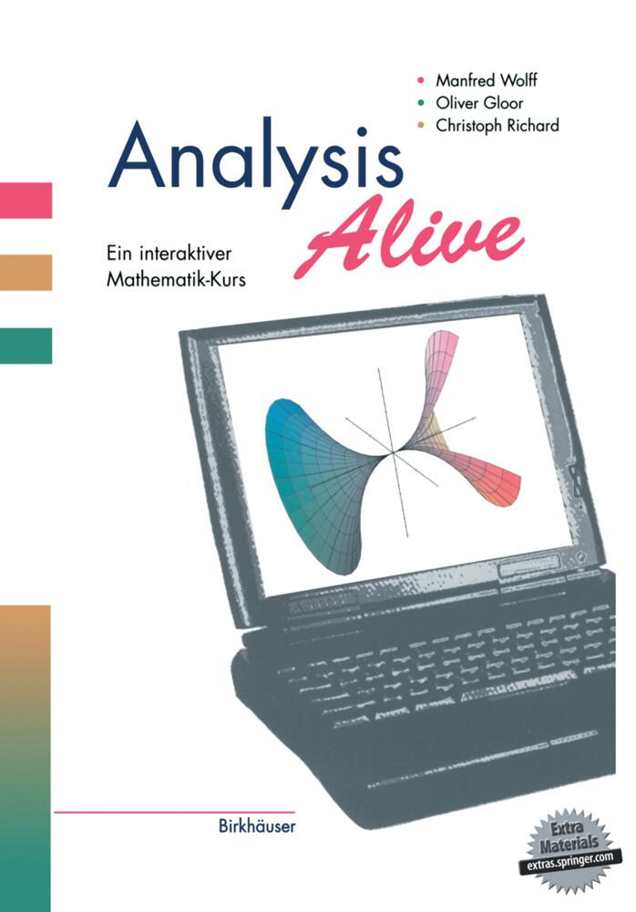 Analysis Alive als Buch