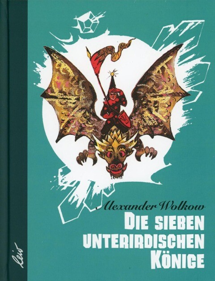 Die sieben unterirdischen Könige als Buch