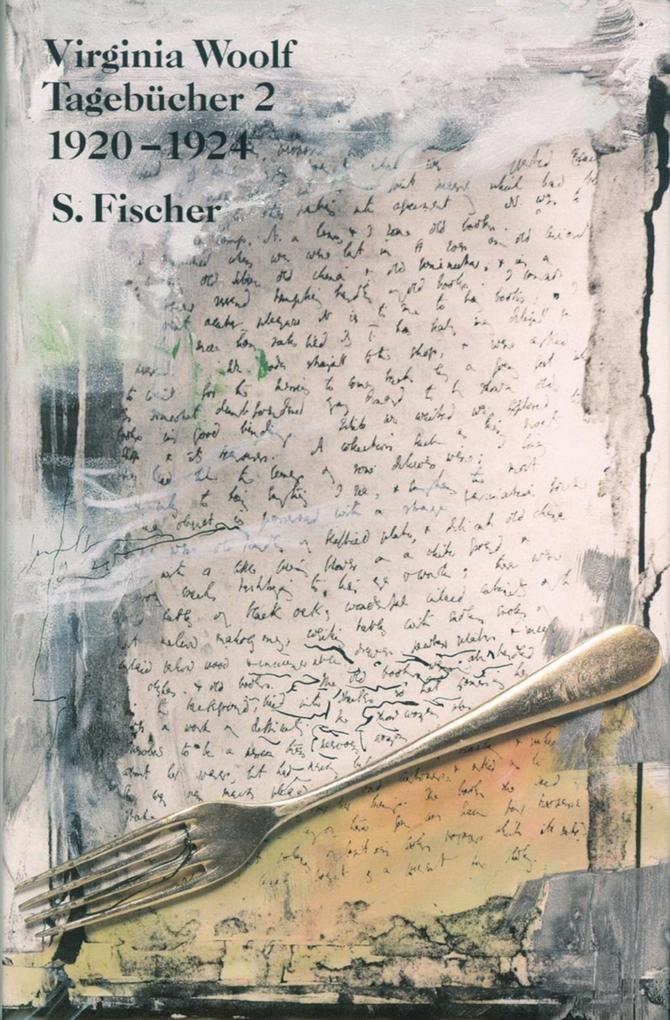 Tagebücher 2. 1920 - 1924 als Buch von Virginia Woolf