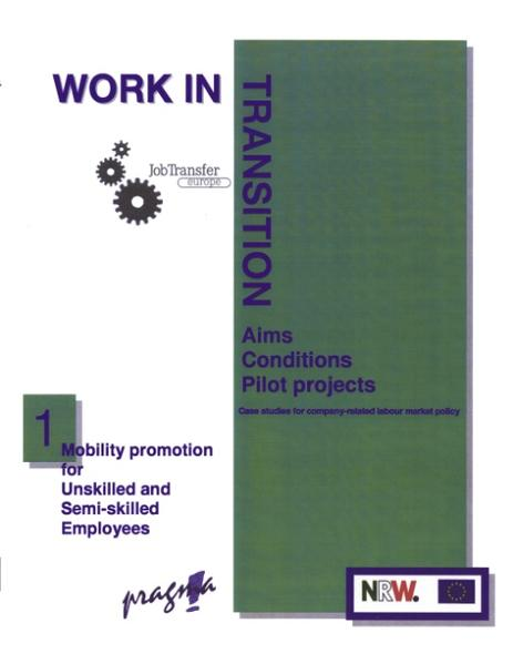 Mobility promotion für Unskilled and Semi-skilled Employees als Buch