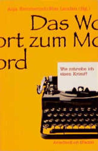 Das Wort zum Mord als Buch
