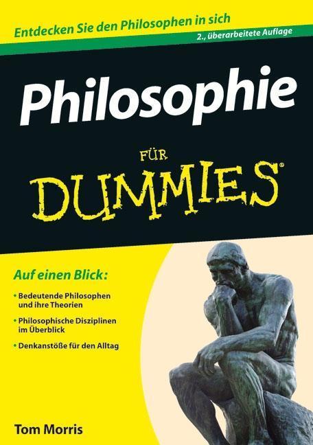 Philosophie für Dummies als Buch (kartoniert)