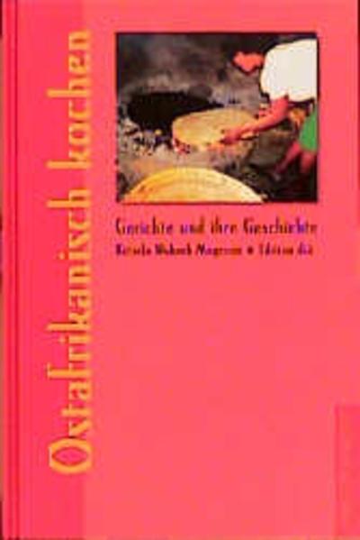 Ostafrikanisch kochen als Buch