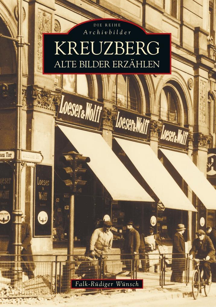 Kreuzberg als Buch