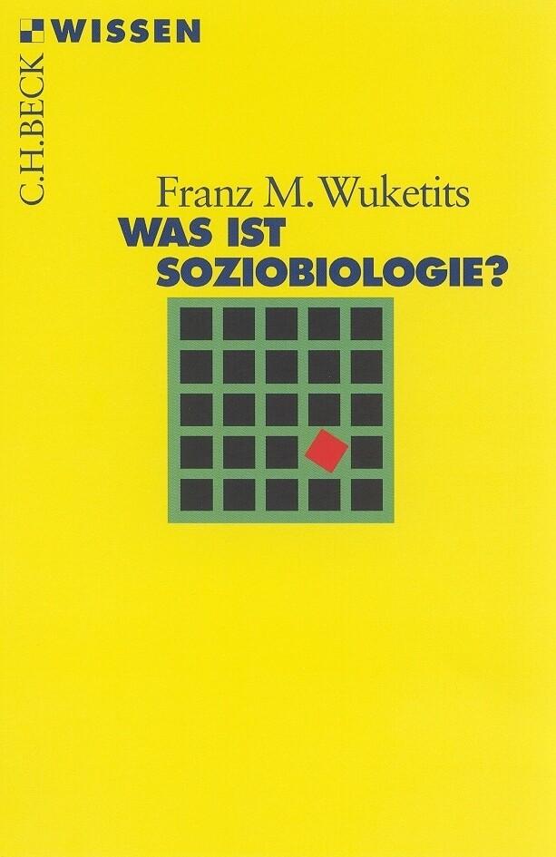 Was ist Soziobiologie? als Taschenbuch