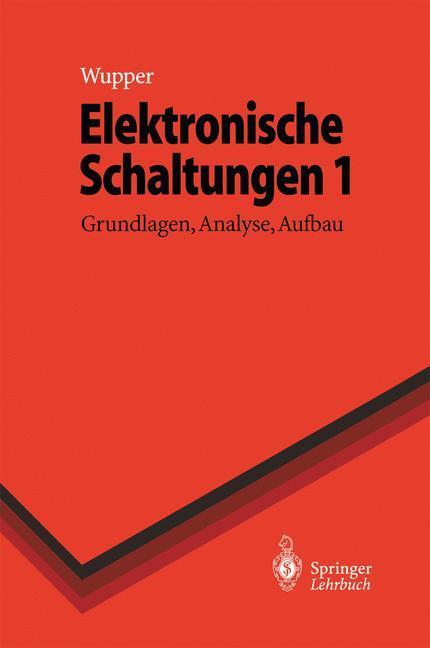Elektronische Schaltungen 1 als Buch
