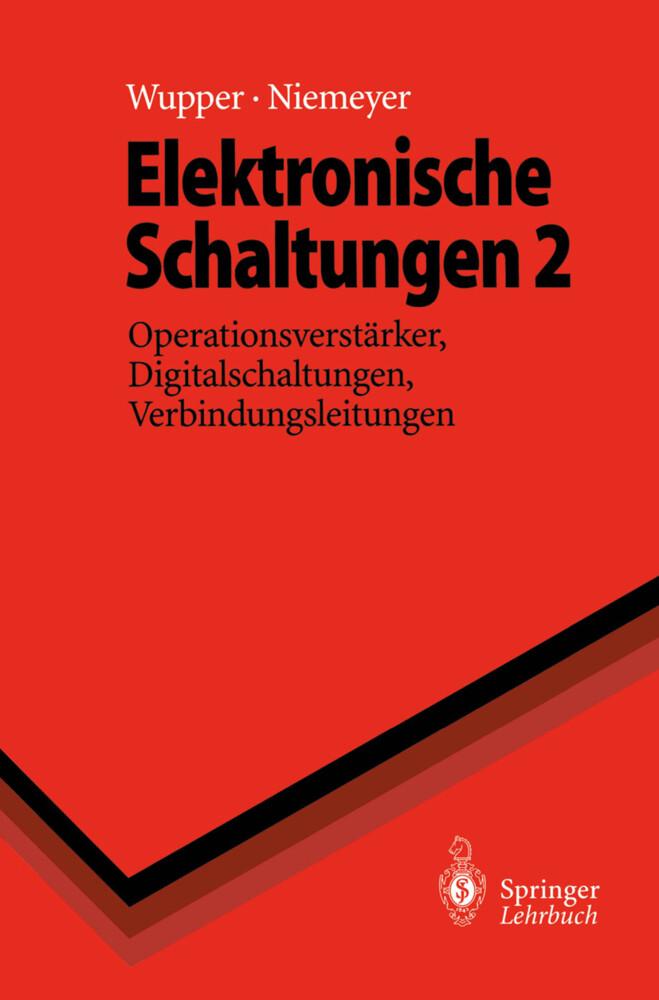 Elektronische Schaltungen II als Buch