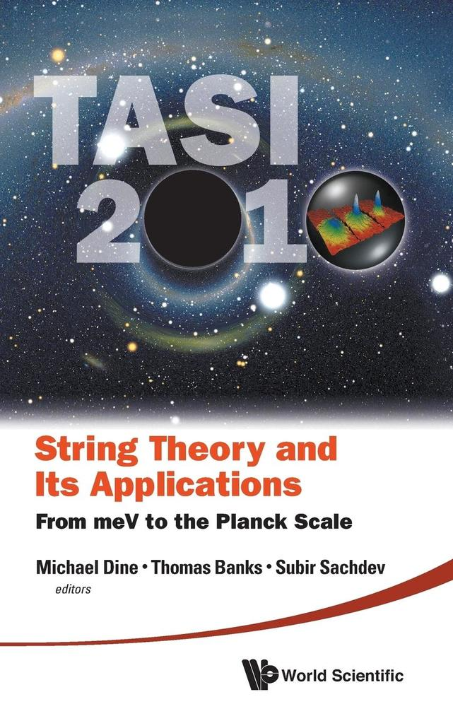 String Theory and Its Applications