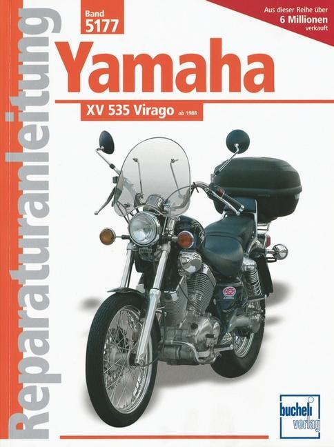 Yamaha XV 535 ab Baujahr 1988 als Buch (kartoniert)