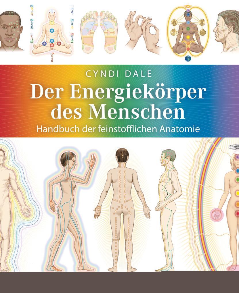 Der Energiekörper des Menschen als Buch von Cyndi Dale